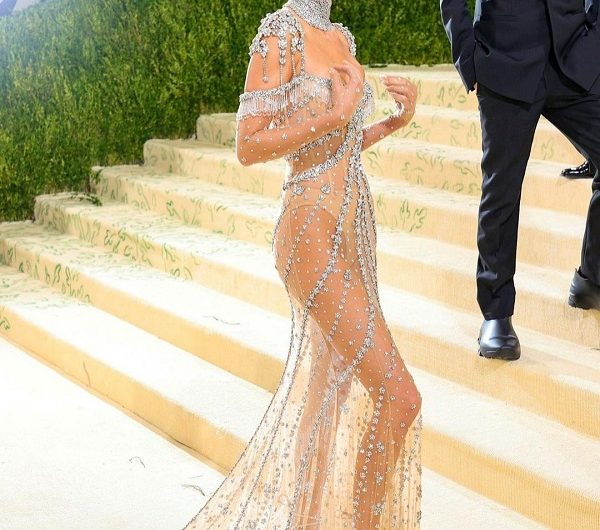 The Most Eye-Catching Dress at the 2021 Met Gala