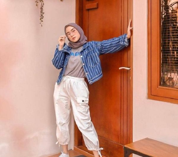 Simple Hijab Style that is not Complicated